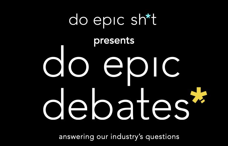 Do Epic Debates logo